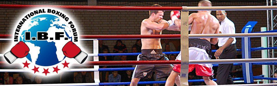 international boxing forum